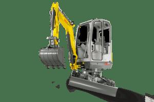 Wacker Neuson 28Z3 VDS Mini-Excavator