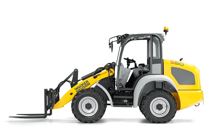 Wacker neuson 550 AWS Wheel Loaders