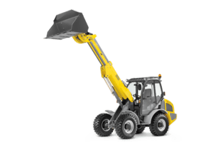 Wacker Neuson 750T All Wheel Steer Telescopic Wheel Loaders