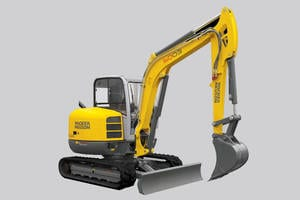 Wacker Neuson 6003 Mini-Excavator