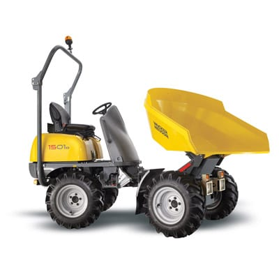 Wacker Neuson 1501 Dumper Swivel Bucket