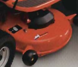 Husqvarna Garden Tractor Fewer Uncut