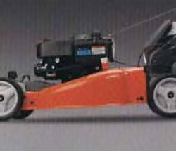 Husqvarna Lawnmower Durable Construction